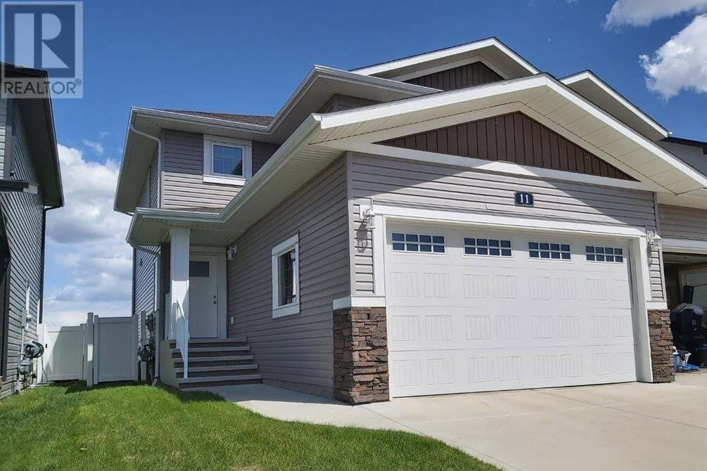 Townhouse for sale at 11 Cameron Cs Sylvan Lake Alberta - MLS: CA0191878
