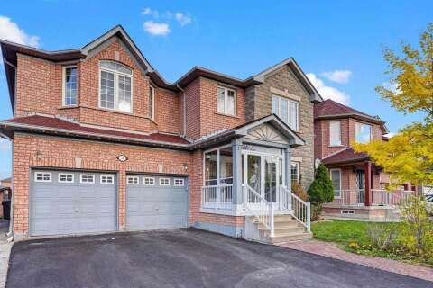 House for sale at 11 Canarygrass Dr Brampton Ontario - MLS: W4964526