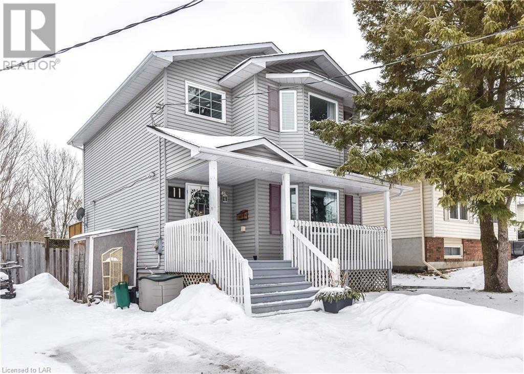 House for sale at 11 Carleton St Orillia Ontario - MLS: 242083