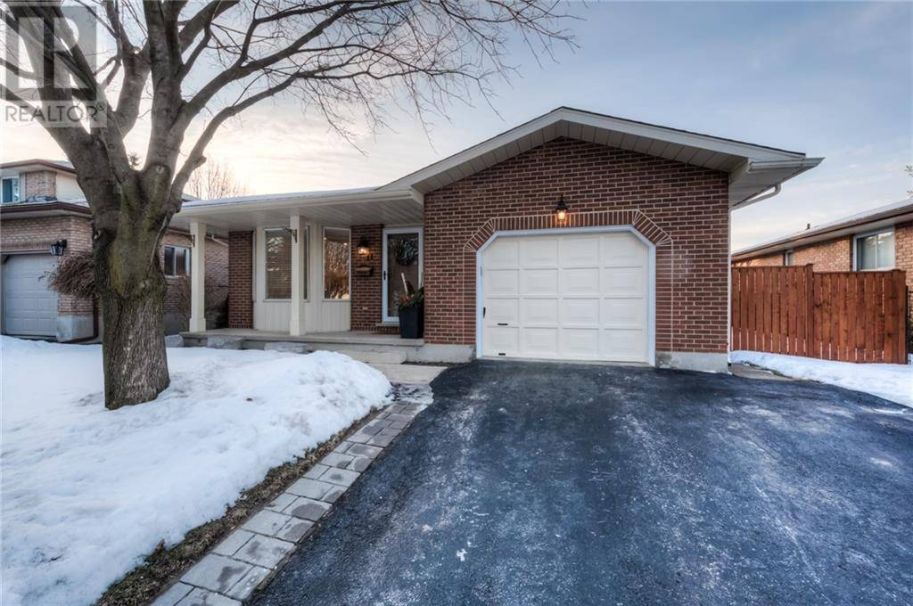House for sale at 11 Casey Dr Kitchener Ontario - MLS: 30792690
