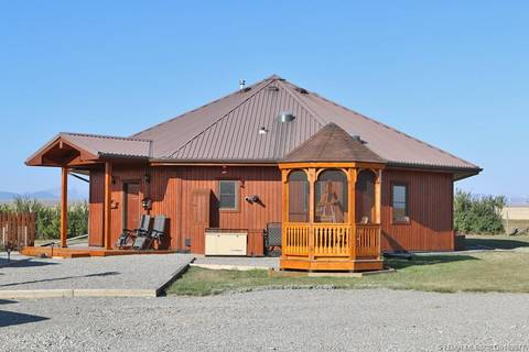 Residential property for sale at 11 Castle Ridge Ranch  Rural Pincher Creek Md Alberta - MLS: LD0163977