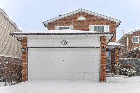 House for sale at 11 Cavalier Ct Brampton Ontario - MLS: W4672956