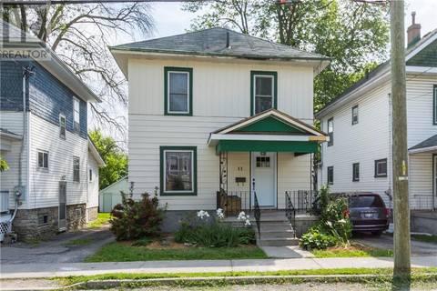 House for sale at 11 Cedar St Belleville Ontario - MLS: 204149
