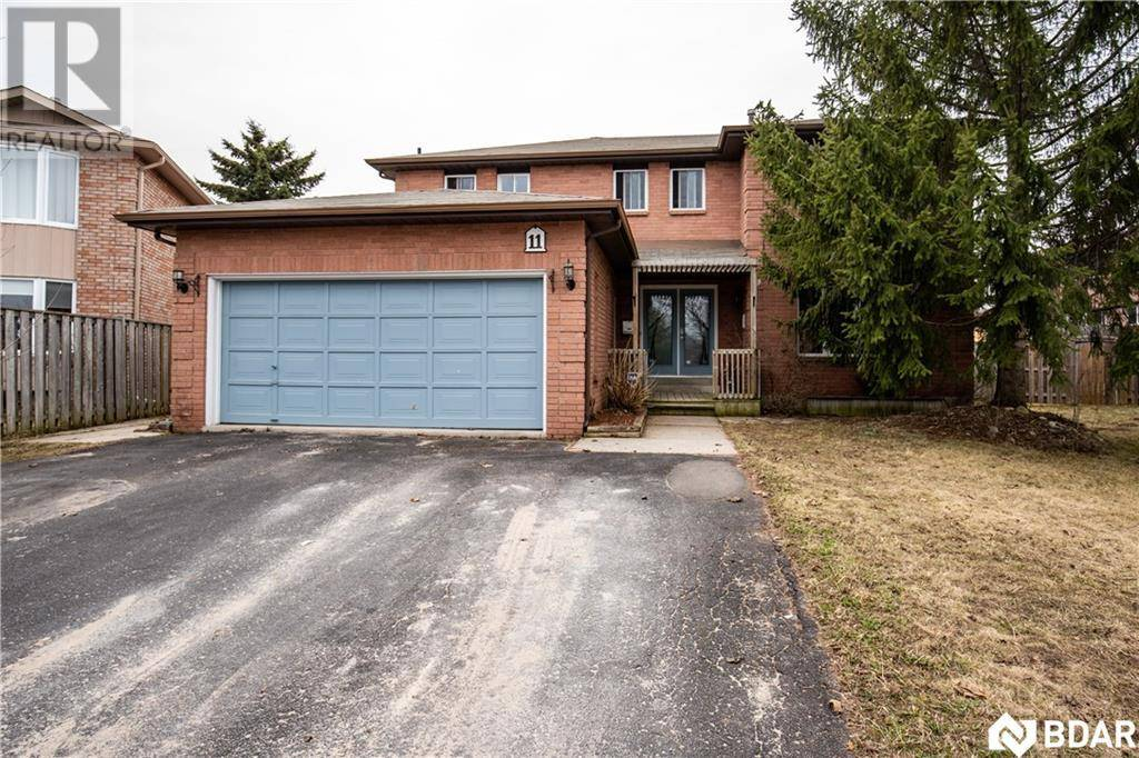 House for sale at 11 Charles Ct Barrie Ontario - MLS: 30801363