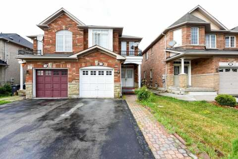 Townhouse for sale at 11 Cherryplum. Wy Brampton Ontario - MLS: W4849483