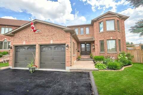 House for sale at 11 Cityview Circ Barrie Ontario - MLS: S4847261