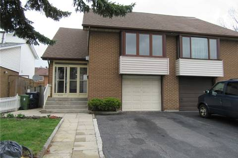 Townhouse for sale at 11 Cleadon Rd Toronto Ontario - MLS: E4558287