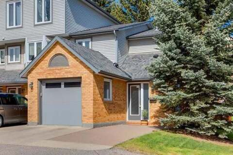 Townhouse for sale at 11 Coachway Green Southwest Calgary Alberta - MLS: C4303632
