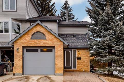 Townhouse for sale at 11 Coachway Green Southwest Calgary Alberta - MLS: C4285069