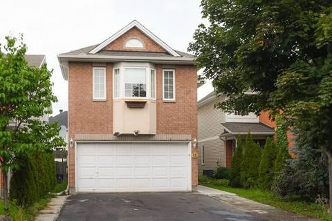 House for sale at 11 Coleridge St Ottawa Ontario - MLS: 1154835