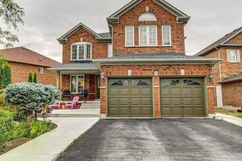 House for sale at 11 Coralreef Cres Brampton Ontario - MLS: W4916982