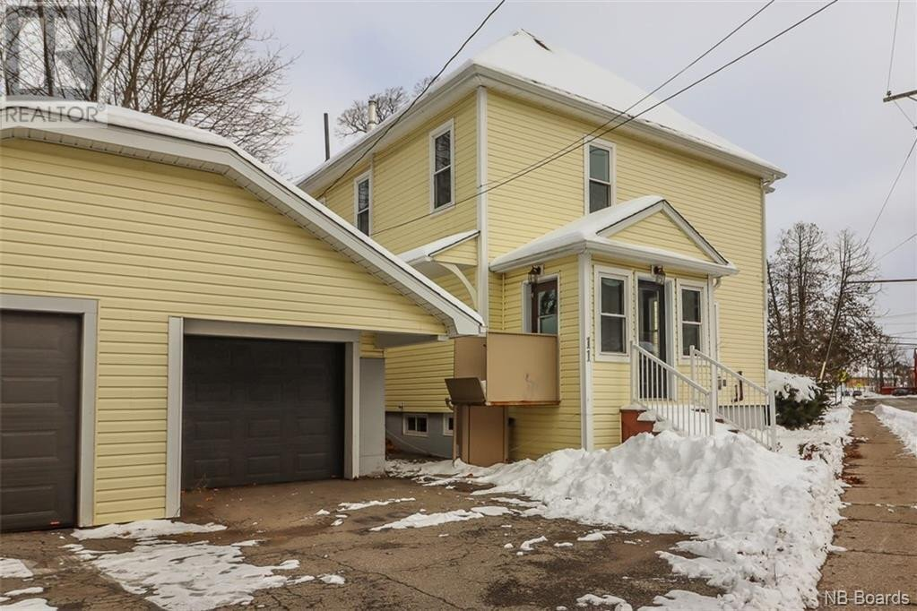 Townhouse for sale at 11 Court St Sussex New Brunswick - MLS: NB049933