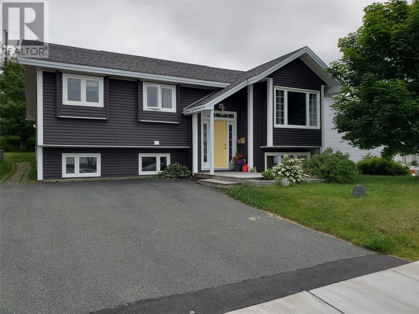 House for sale at 11 Creston Pl St.john's Newfoundland - MLS: 1200152