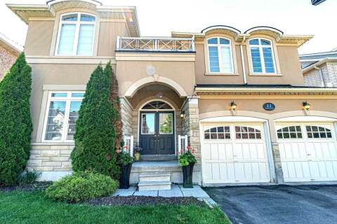 House for sale at 11 Crown Dr Brampton Ontario - MLS: W4798144