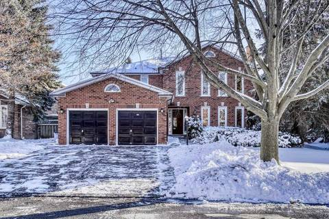 House for sale at 11 Danbury Ct Markham Ontario - MLS: N4674155