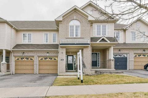 Townhouse for sale at 11 Decatur Pl Whitby Ontario - MLS: E4411888