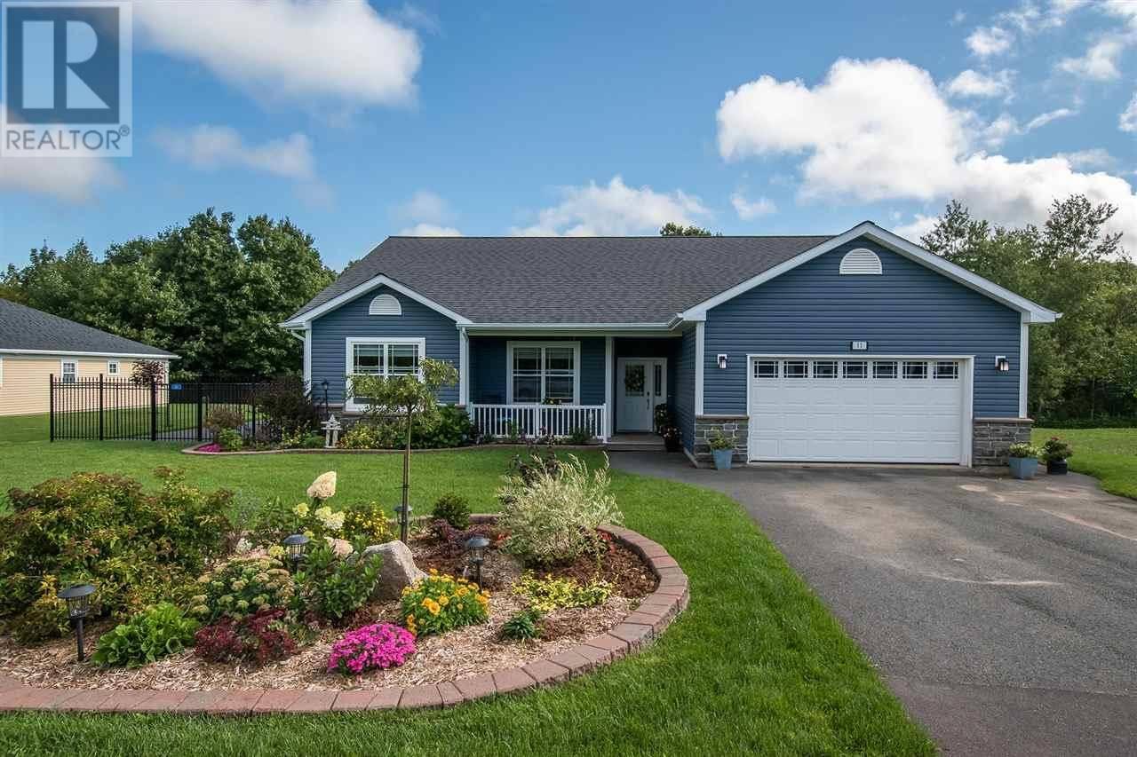 House for sale at 11 Deer Haven Dr Kentville Nova Scotia - MLS: 201921652