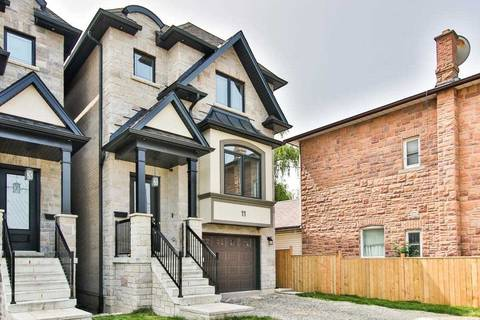 House for sale at 11 Denison Rd Toronto Ontario - MLS: W4512725