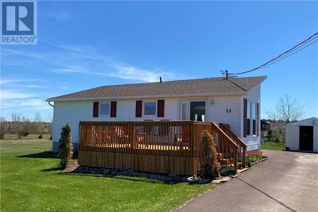 House for sale at 11 Des Bleuets  Trois Ruisseaux New Brunswick - MLS: M128540