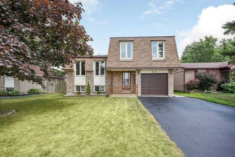 House for sale at 11 Diane Dr Orangeville Ontario - MLS: W4529617