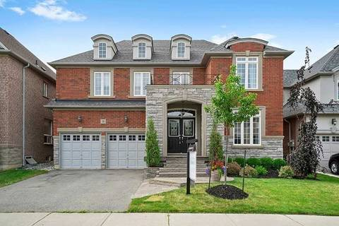 House for sale at 11 Donherb Cres Caledon Ontario - MLS: W4521989