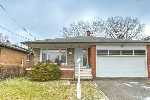 House for sale at 11 Donnalyn Dr Toronto Ontario - MLS: C4687981