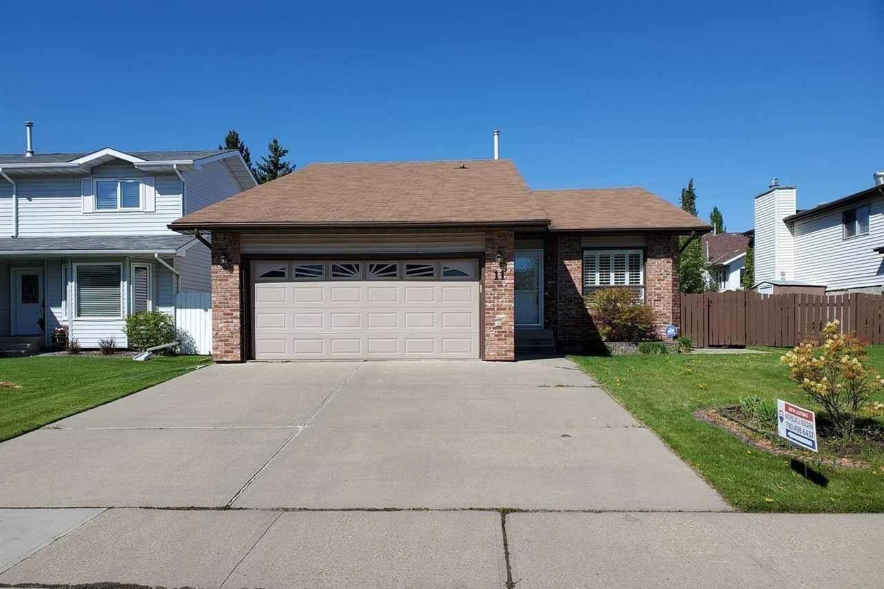 House for sale at 11 Durham Av St. Albert Alberta - MLS: E4198900