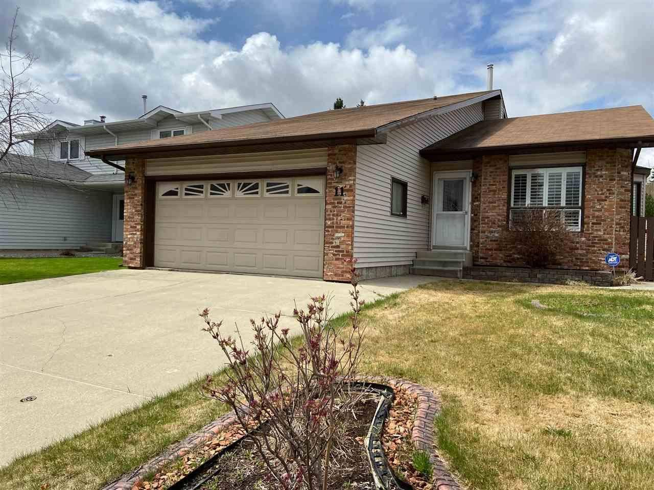 House for sale at 11 Durham Ave St. Albert Alberta - MLS: E4188268