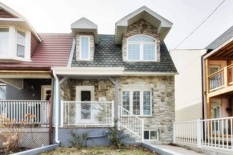 Townhouse for rent at 11 Edith Ave Toronto Ontario - MLS: W4409440
