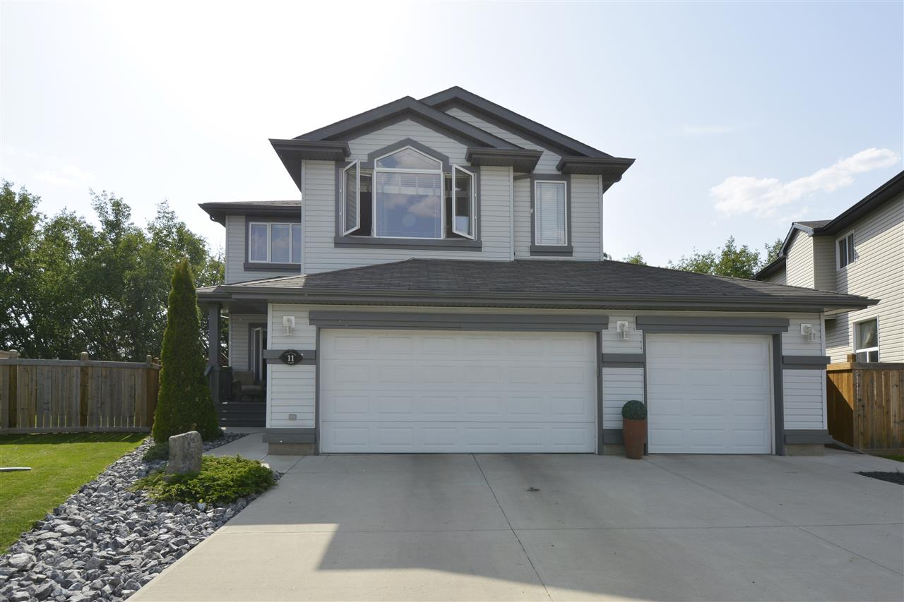 For Sale: 11 Ellesboro Close, St Albert, AB | 5 Bed, 3 Bath House for $629,900. See 30 photos!