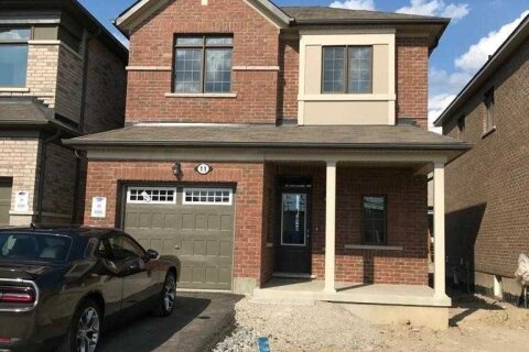 House for rent at 11 Emily St Brampton Ontario - MLS: W4998704
