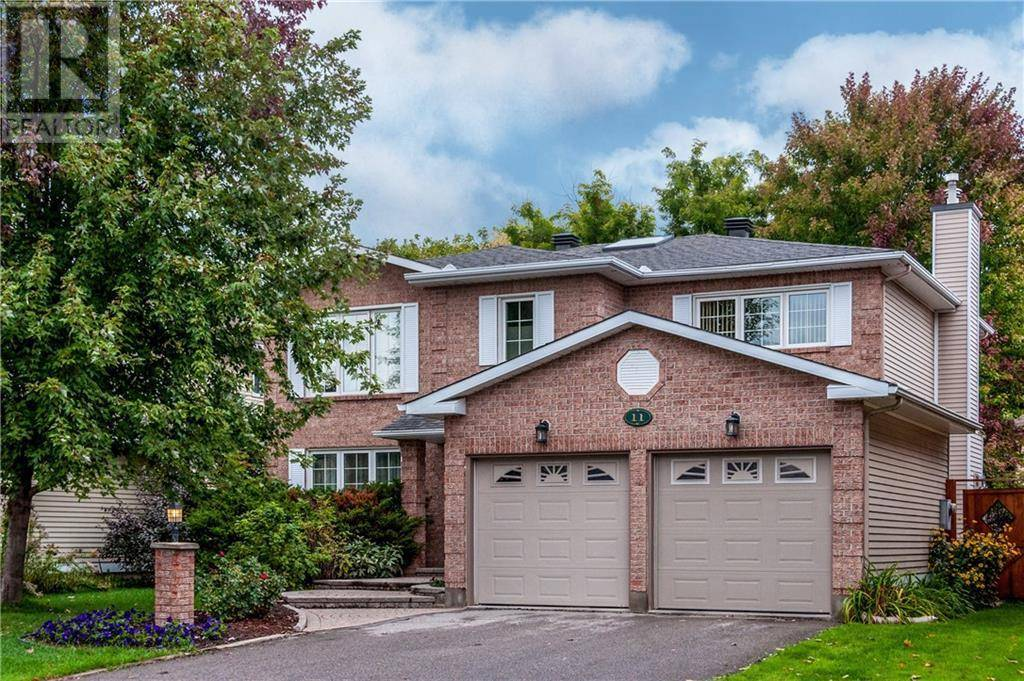 House for sale at 11 Felstead Gdns Ottawa Ontario - MLS: 1170900