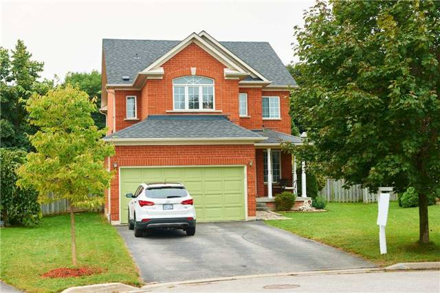 House for sale at 11 Fenimore Place Georgina Ontario - MLS: N4283070