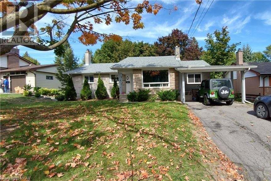House for sale at 11 Ferndale Ave Peterborough Ontario - MLS: 40036714