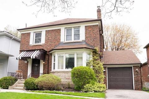 House for sale at 11 Fernwood Rd Toronto Ontario - MLS: C4508474