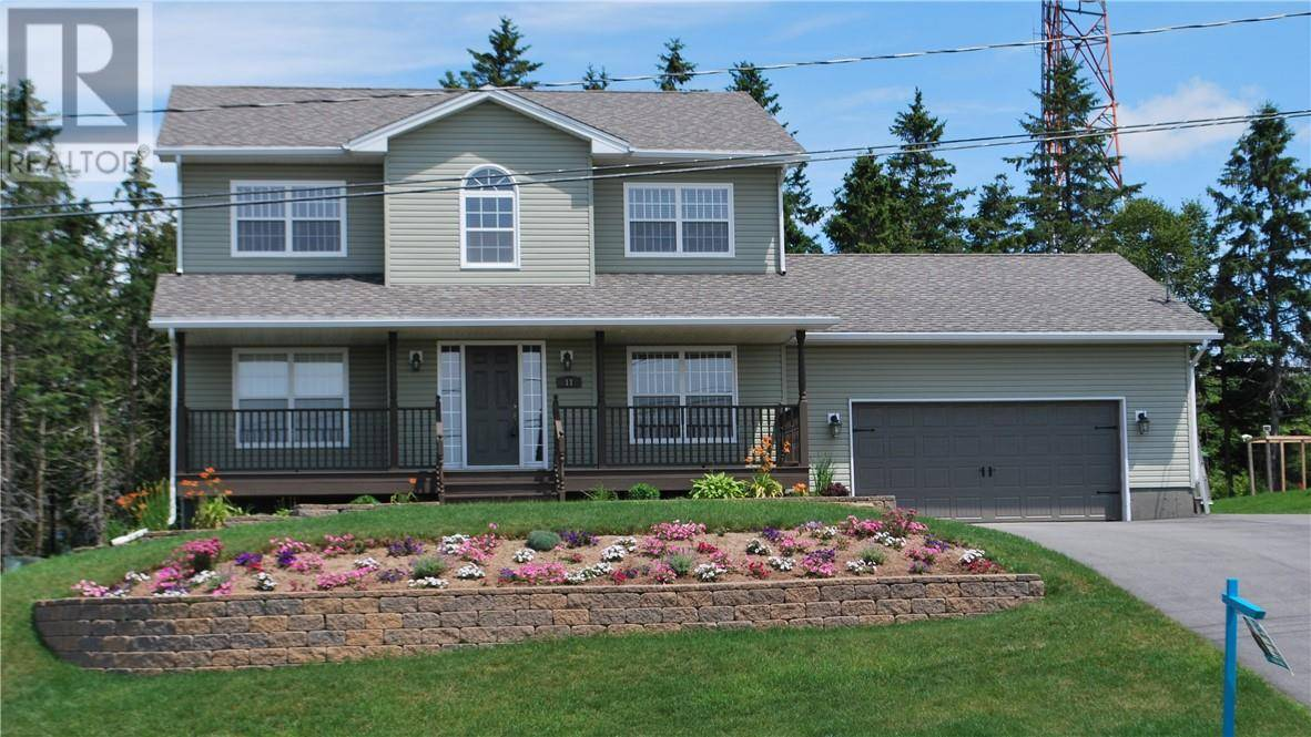 House for sale at 11 Fieldcrest Dr Quispamsis New Brunswick - MLS: NB028654