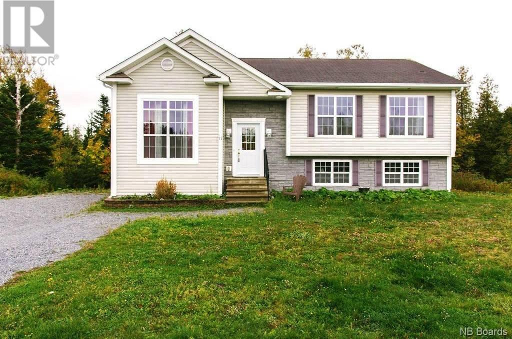 House for sale at 11 Fieldstone Dr Saint John New Brunswick - MLS: NB038660