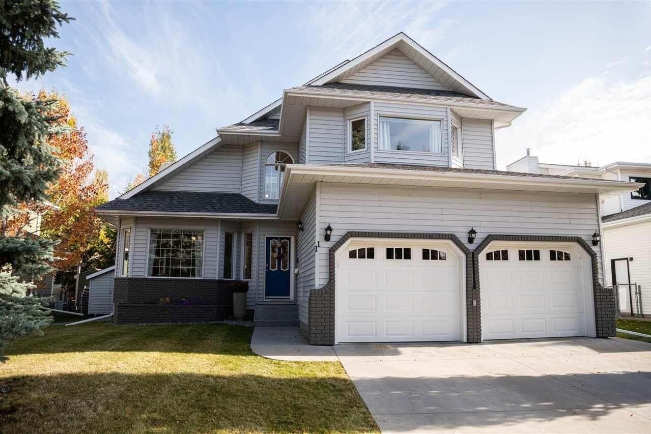 House for sale at 11 Fieldstone Dr Spruce Grove Alberta - MLS: E4217400