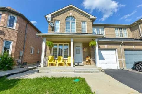 Townhouse for sale at 11 Flatlands Wy Brampton Ontario - MLS: W4862152