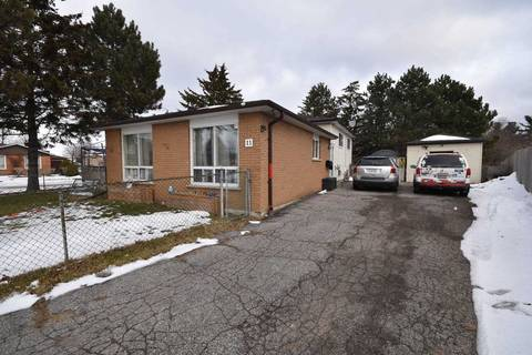 House for sale at 11 Foregate Ave Toronto Ontario - MLS: E4680268