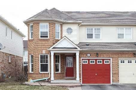 For Sale: 11 Frontenac Crescent, Brampton, ON | 3 Bed, 4 Bath Townhouse for $669,000. See 1 photos!