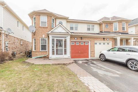 Townhouse for sale at 11 Frontenac Cres Brampton Ontario - MLS: W4722398