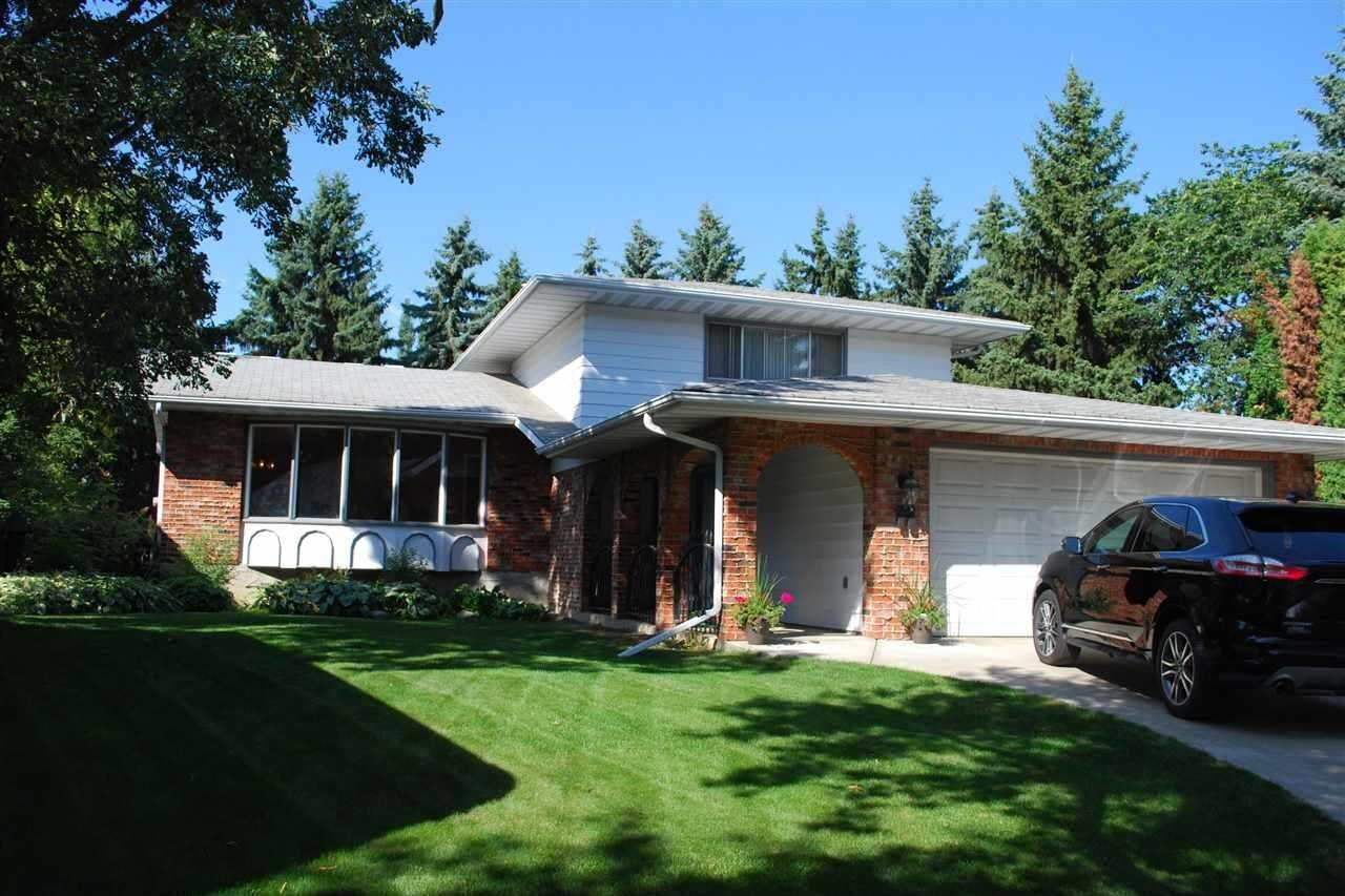 House for sale at 11 Garcia Pl St. Albert Alberta - MLS: E4223879