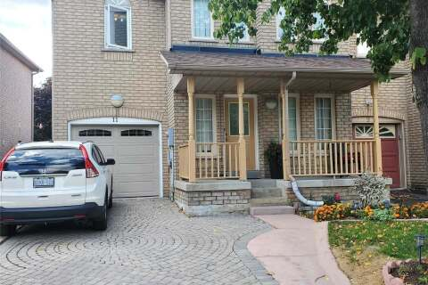 Townhouse for sale at 11 Giraffe Ave Brampton Ontario - MLS: W4959566