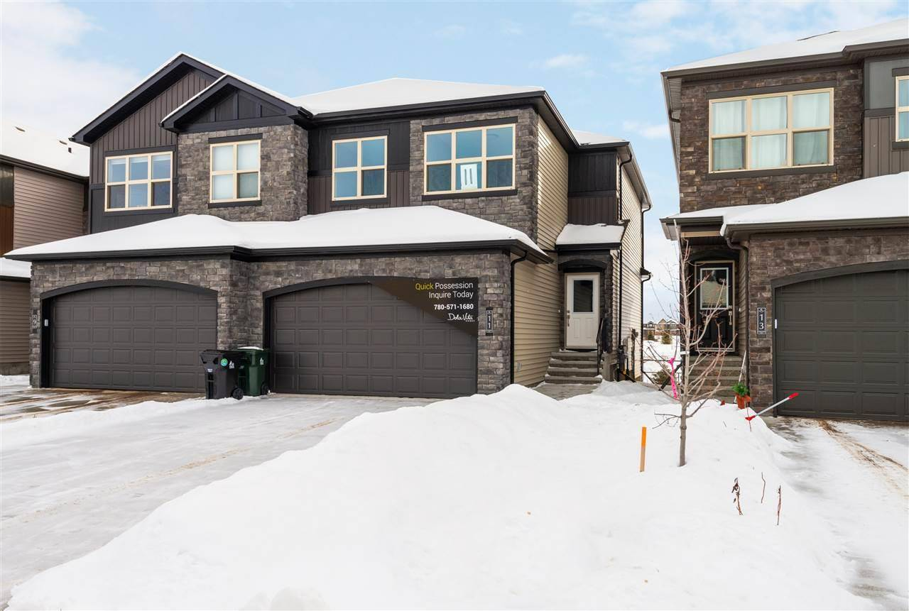 Townhouse for sale at 11 Gladstone Bend Spruce Grove Alberta - MLS: E4186293