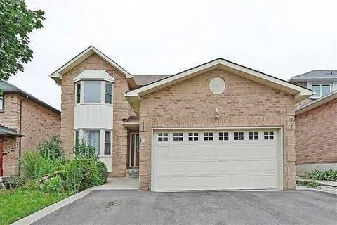 House for sale at 11 Glenmanor Dr Brampton Ontario - MLS: W4403024