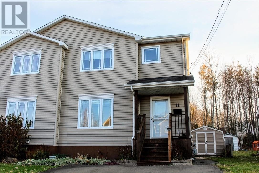 House for sale at 11 Glenview Ct Riverview New Brunswick - MLS: M131798