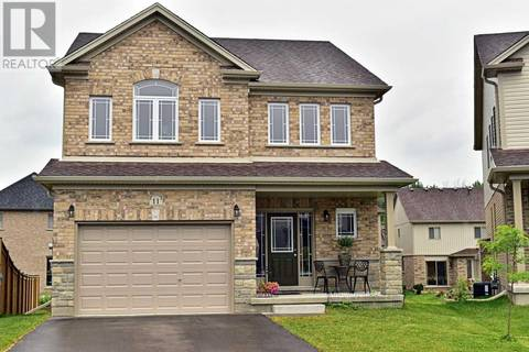 House for sale at 11 Gorman Ct Guelph Ontario - MLS: X4442888