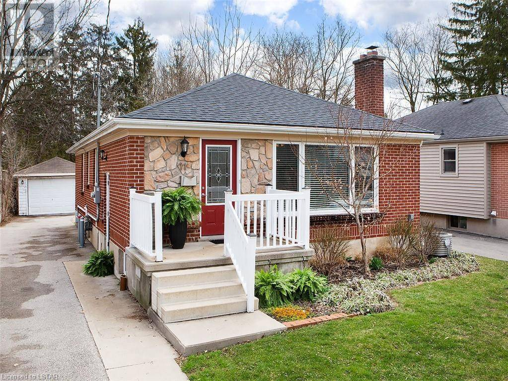 House for sale at 11 Gower St London Ontario - MLS: 253680