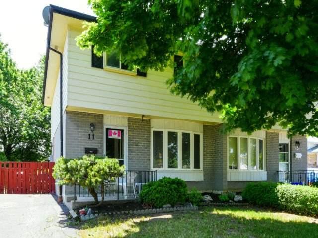 Sold: 11 Graymar Road, Brampton, ON